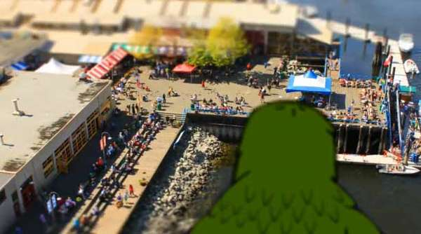 Musical Tilt-Shift