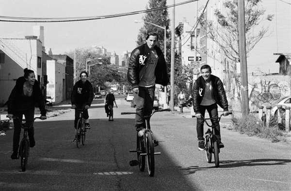 Bike Gang Lookbooks