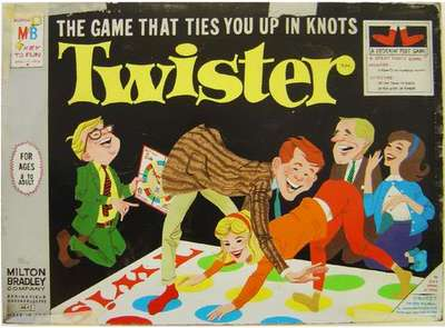 Vintage Board Game Designs