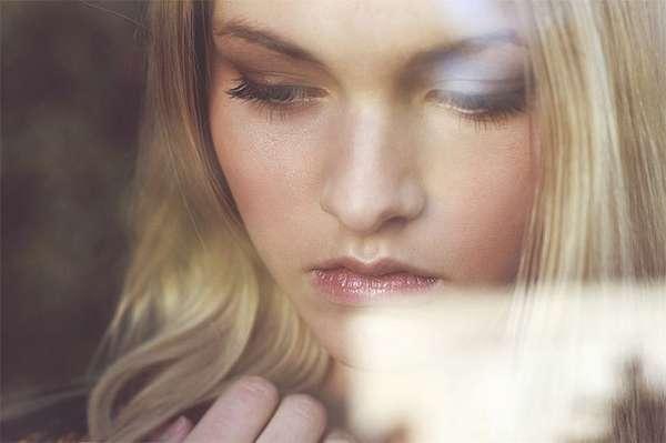 Pensive Close-Up Portraits