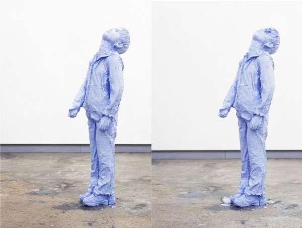 Detailed Dissolving Sculptures