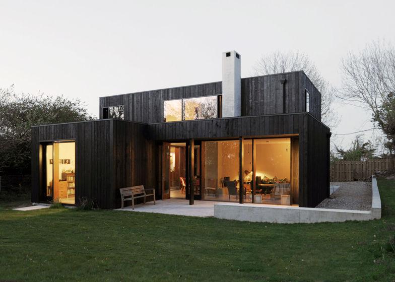 Timber Seaside Homes