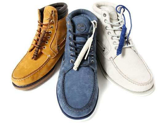 Shipshape Suede Boots