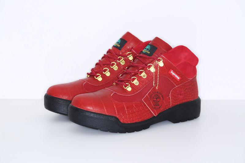 Dual-Branded Snakeskin Shoes