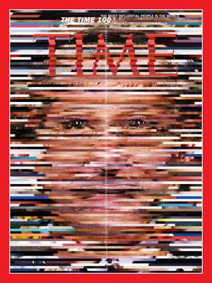 Facial Mosaics of 100 Influencers