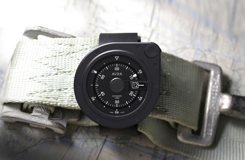Modular Analog Watches