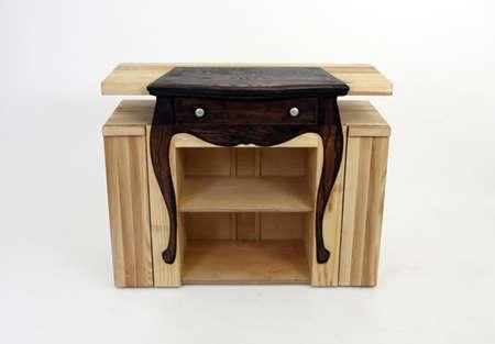Antique-Embedded Dressers