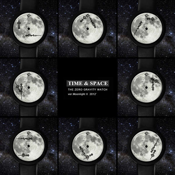 Lunar-Faced Timepieces
