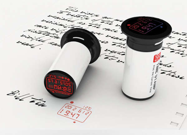 Stampable Time Trackers