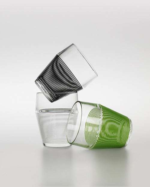 Silicone-Wrapped Cups