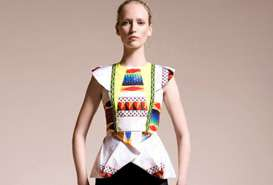 Tucked Tribal Fashion