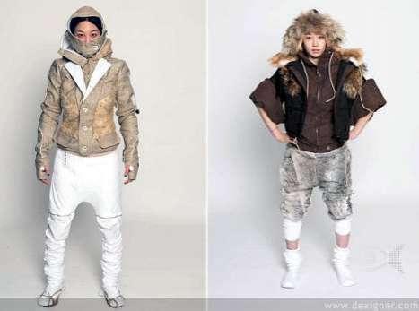 Techno-Fashion Lines