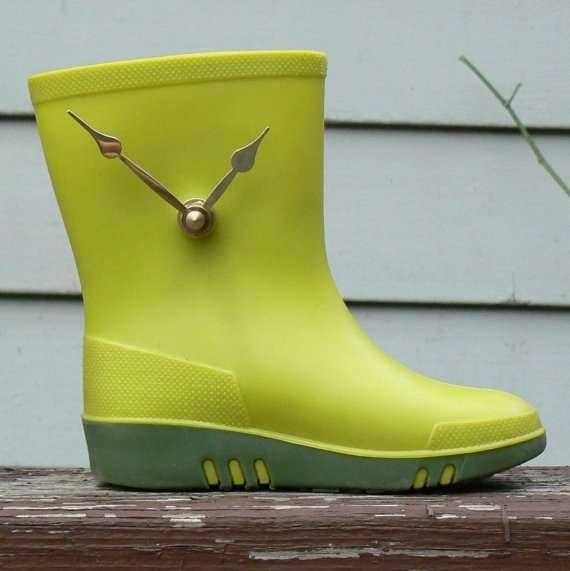 Footwear Time Tellers
