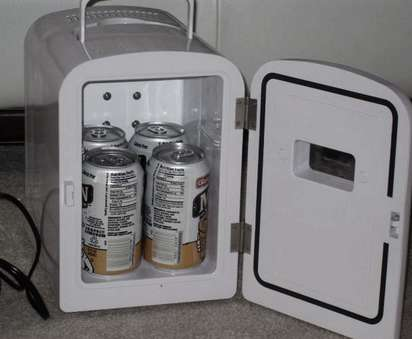 Six-Pack-Sized Fridges