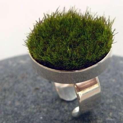 Tiny Putting Green Jewelry