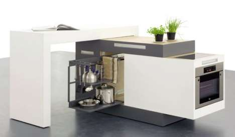 Ten-Foot Cooking Spaces