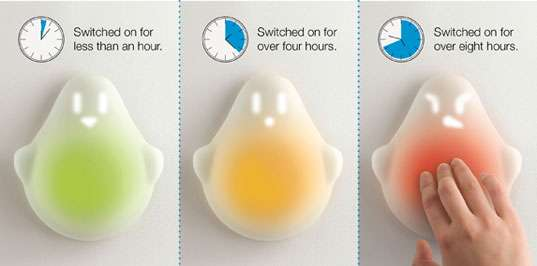 Color-Changing Eco Lamps