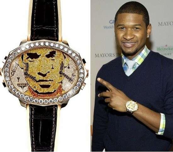 Celeb Vanity Timepieces