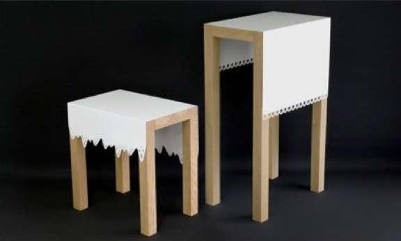 Faux-Lace Tablecloths