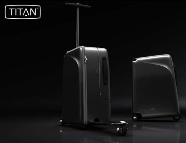 Mobile Suitcase Concepts