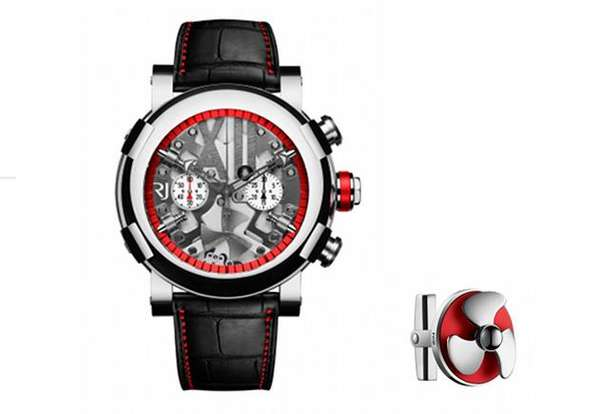 Shipwreck-Inspired Watches