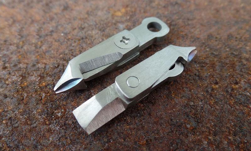 Tiny Titanium Tools