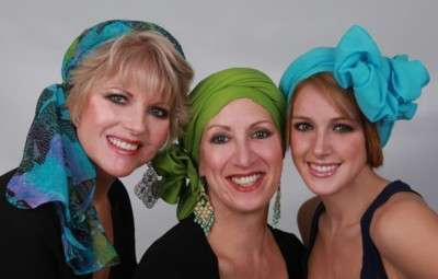 wrap turbans