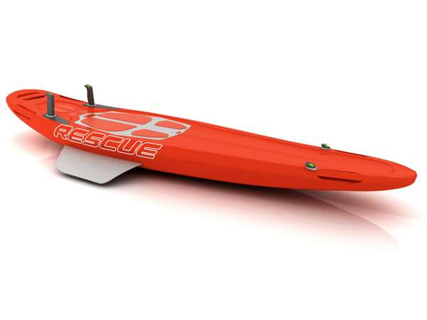 Motorized Lifeguard Boards