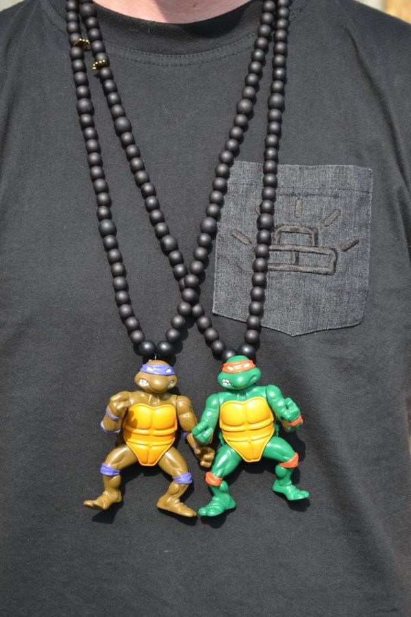 Nostalgic Reptile Necklaces