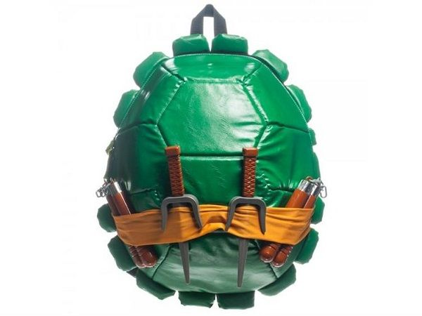 Iconic Turtle Knapsacks