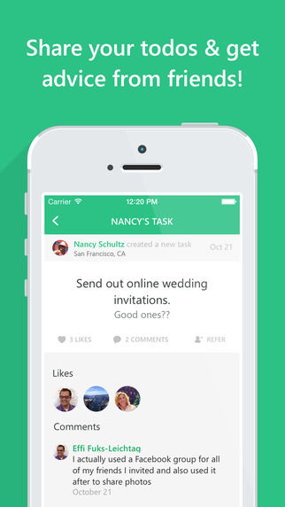 Social Productivity Apps