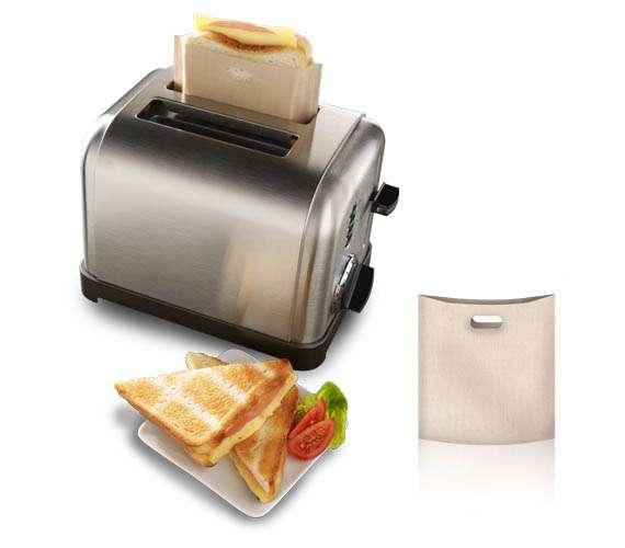 Sandwich Prep Packets
