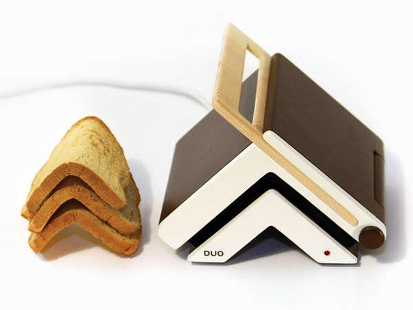 50 eccentric toaster designs. Black Bedroom Furniture Sets. Home Design Ideas