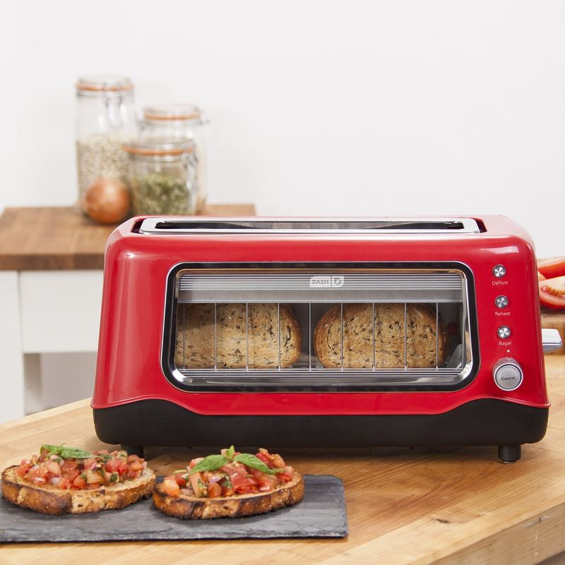 Cross-Sectional Toasters