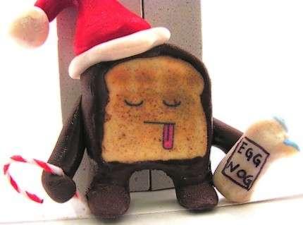 Toasty Holiday Characters