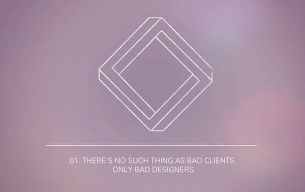 Graphic Design Commandments