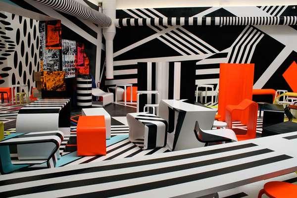 Hallucinogenic Cafeterias