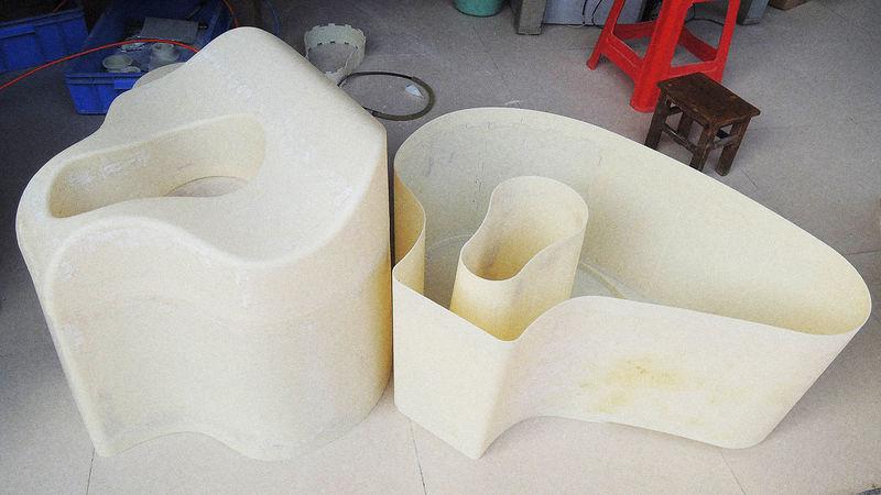 Modular Toilet Designs