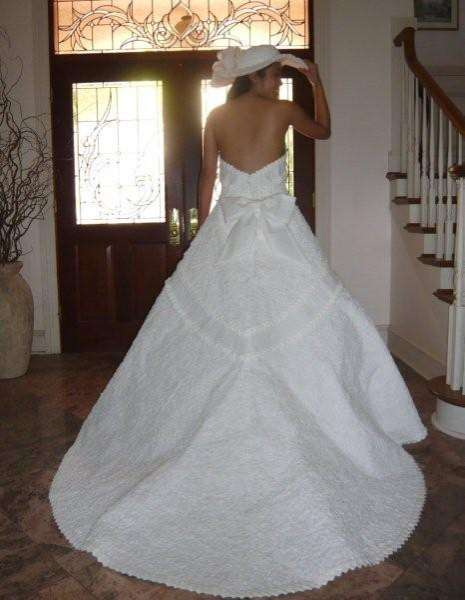 Paper Wedding Dresses