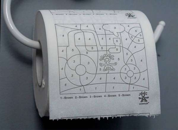 Creative Bathroom Games
