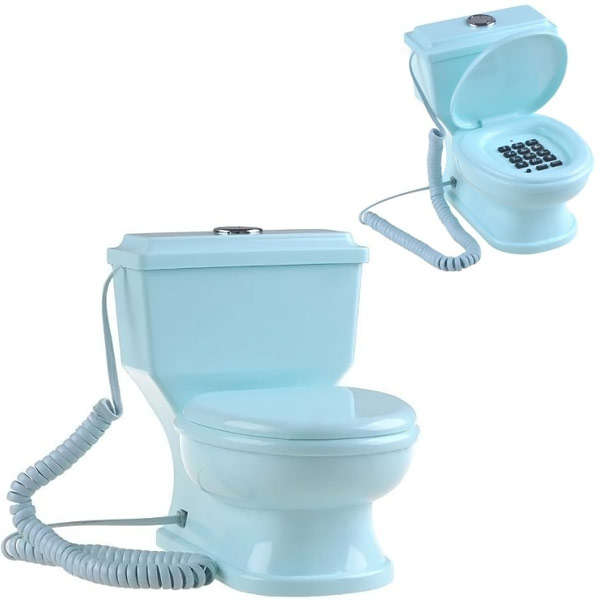 Bathroom Throne Phones