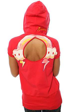 Backless Hoodies
