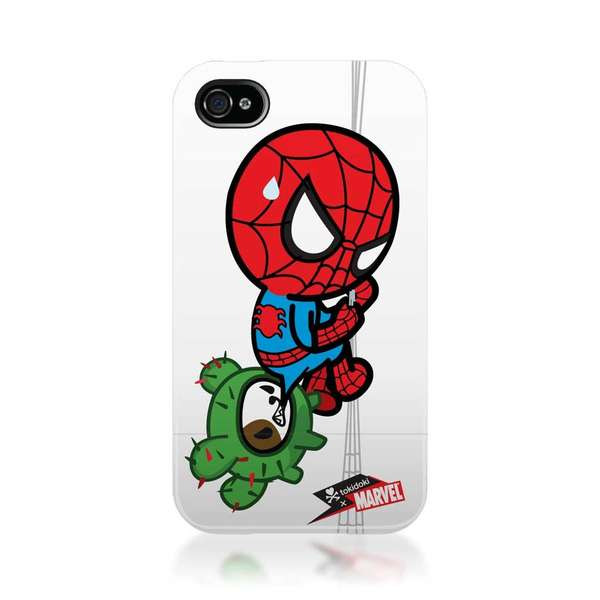Tokidoki Superhero iPhone Case