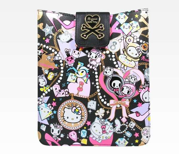Tokidoki x Hello Kitty iPad Case