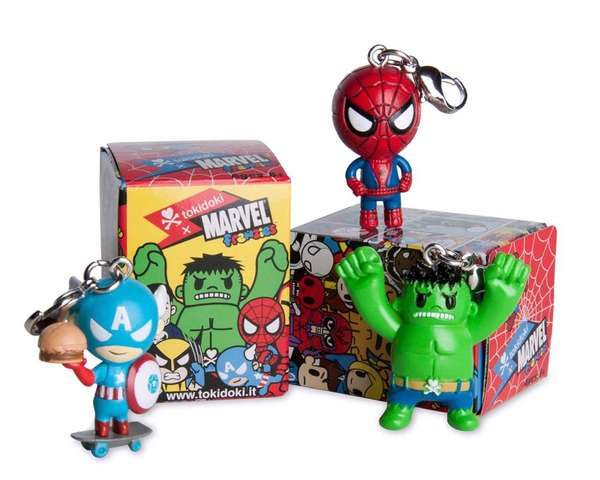 Tokidoki x Marvel Frenzies