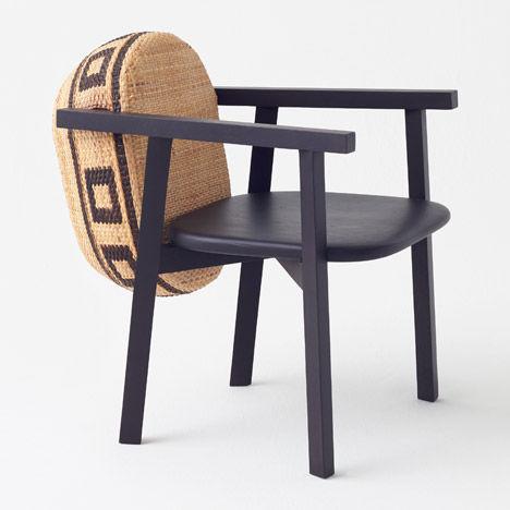 Modern Bamboo Chairs