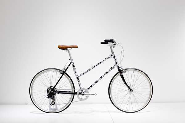 Artist Collaborative Bicycles