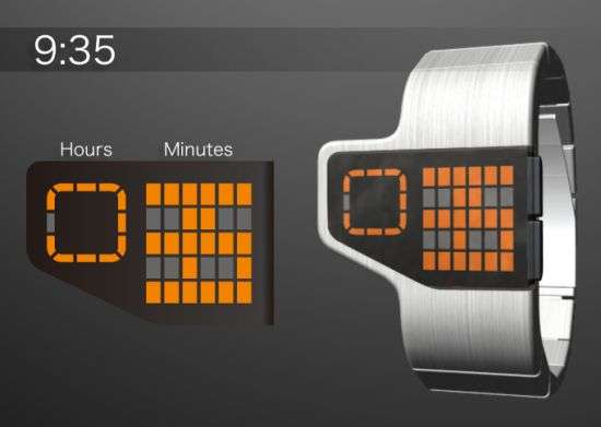 Tokyoflash Gridlock watch
