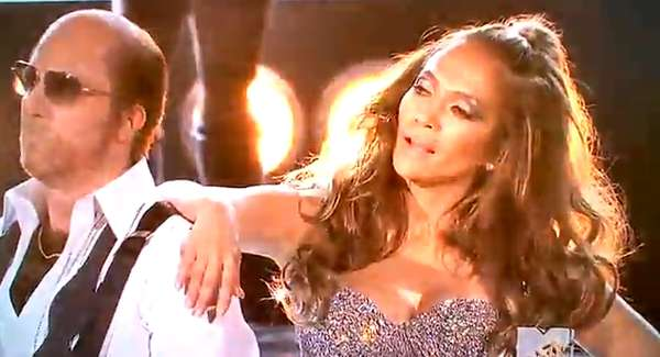 Tom Cruise Jennifer Lopez MTV Movie Awards