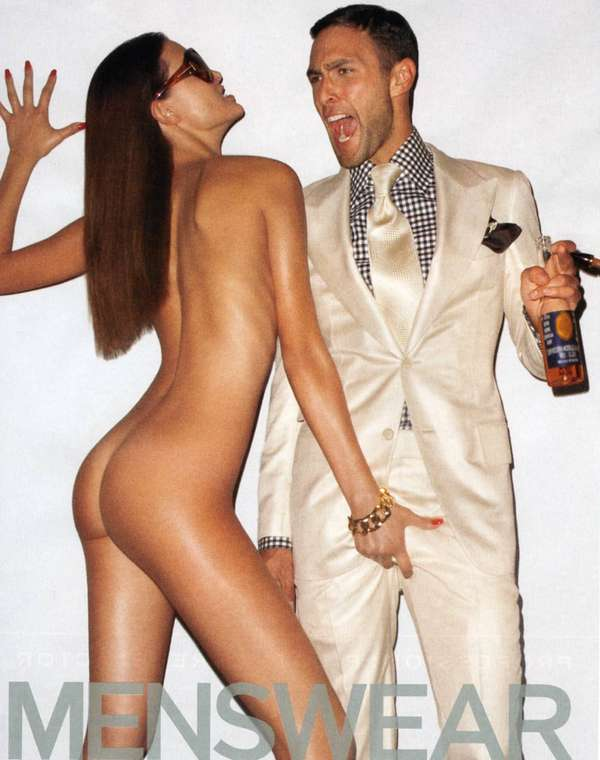 Tom Ford's Controversial Ads Part III